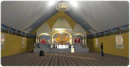 Новости строительства Ведического Храма Божественной Энергии
