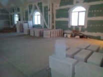 Строительство Храма Божественной Энергии. Свежие новости