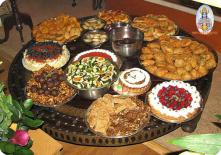 Прана и продукты питания