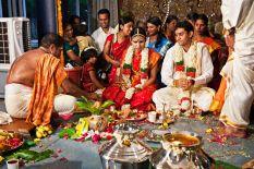 Виды семейного союза: брак брахмани